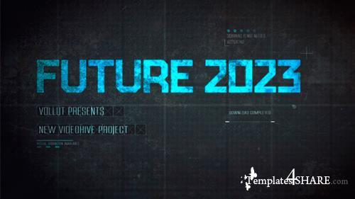 Dynamic High Tech Presentation - After Effects Project (Videohive)