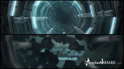 Mechanical SiFi Logo - After Effects Project (Videohive)