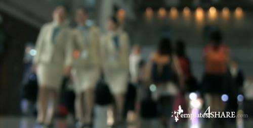 In The Airport - Stock Footage (Videohive)