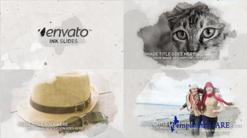 Ink Slides - After Effects Project (Videohive)