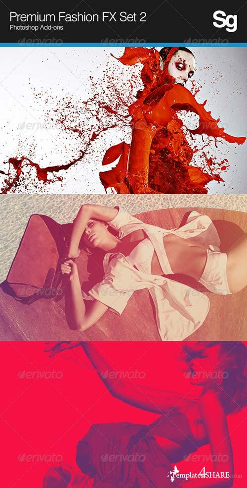 GraphicRiver Premium Fashion FX Set 2