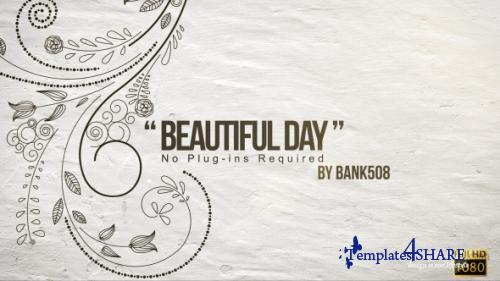 Beautiful Day - After Effects Project (Videohive)