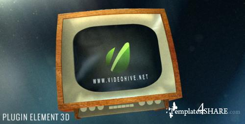 Old TV - After Effects Project (Videohive)