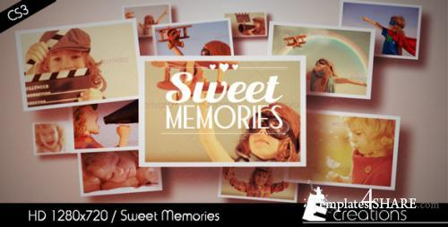 Sweet Memories 5654512 - After Effects Project (Videohive)