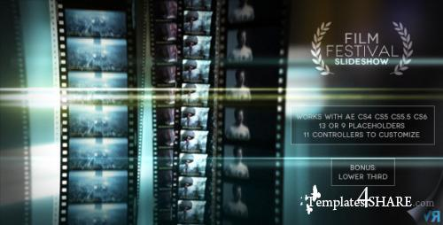 Film Festival Slideshow - After Effects Project (Videohive)