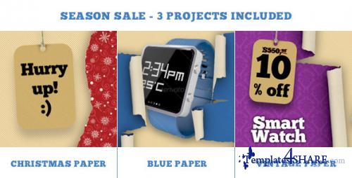 Season Sale - After Effects Project (Videohive)