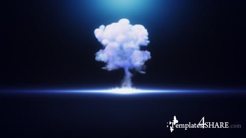Smoke Plume Logo Reveal - After Effects Project (Videohive)