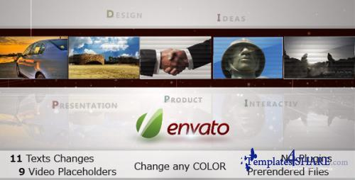 Connection Video Motion HD - After Effects Project (Videohive)