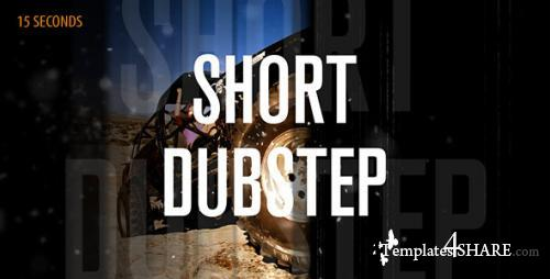 Short Dubstep - After Effects Project (Videohive)