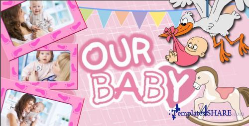 Baby Photo Album - After Effects Project (Videohive)