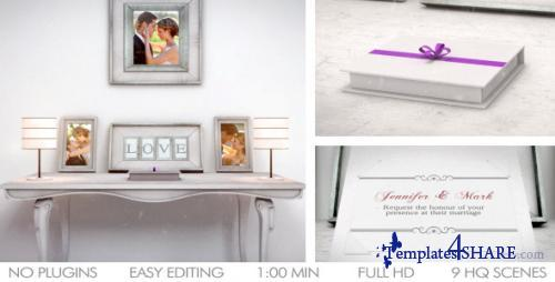 Wedding Invitation (Announcement) - After Effects Project (Videohive)