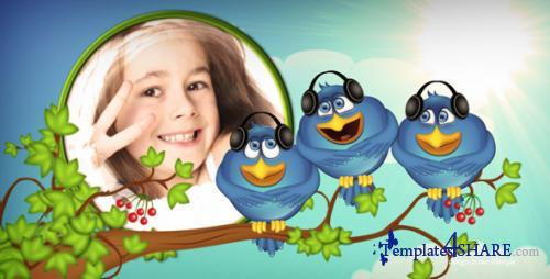 Birds Life - After Effects Project (Videohive)