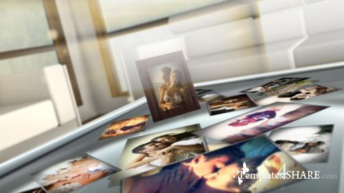 Love photo frames - After Effects Project (Videohive)