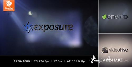Exposure - Logo Intro - After Effects Project (Videohive)