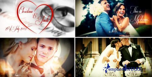 Wedding Story Album - After Effects Project (Videohive)
