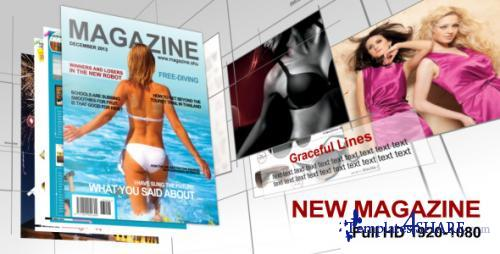 New Magazine - After Effects Project (Videohive)