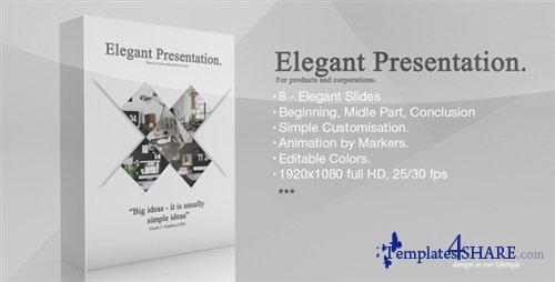 Elegant Presentation - After Effects Project (Videohive)