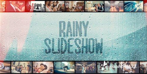 Rainy Slideshow - After Effects Project (Videohive)