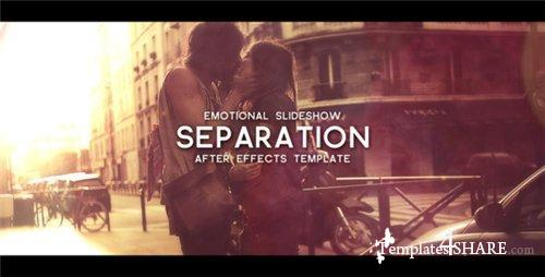 Separation - After Effects Project (Videohive)