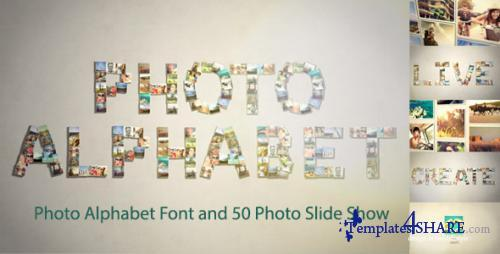 Photo Alphabet - After Effects Project (Videohive)