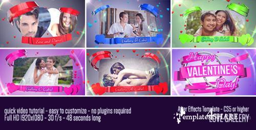 Love Gallery - After Effects Project (Videohive)