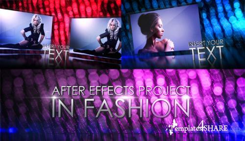 In Fashion - After Effects Project (Videohive)
