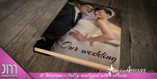Wedding Story Presentation - After Effects Project (Videohive)