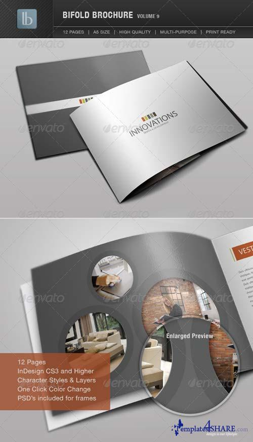 GraphicRiver Bifold Brochure | Volume 9
