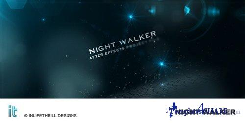 Night Walker - After Effects Project (Videohive)