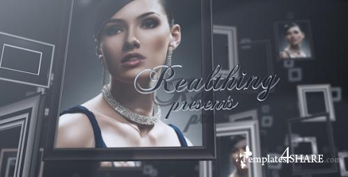 Portrait Slideshow - After Effects Project (Videohive)