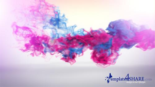 Trailing Particles Logo Reveal - After Effects Project (Videohive)