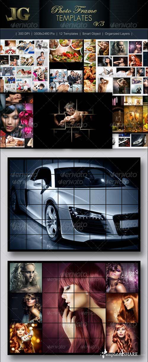 GraphicRiver Photo Frames V3