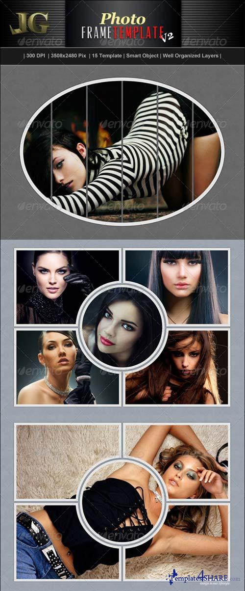 GraphicRiver Photo Frames V2