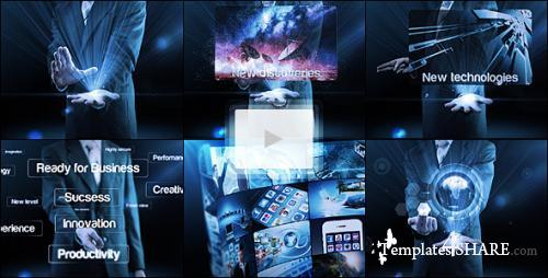 Business Reel - After Effects Project (Videohive)