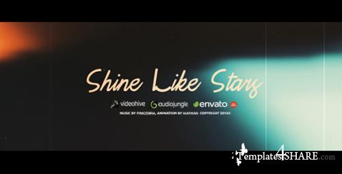 Shine Like Stars - After Effects Project (Videohive)