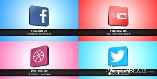 Social Network 6689094 - After Effects Project (Videohive)
