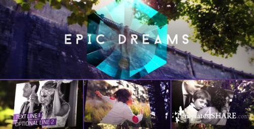 Epic Dreams Gallery - After Effects Project (Videohive)