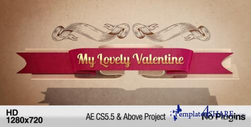 My Lovely Valentine - After Effects Project (Videohive)