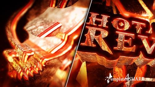 Hot Logo Reveal - After Effects Project (Videohive)