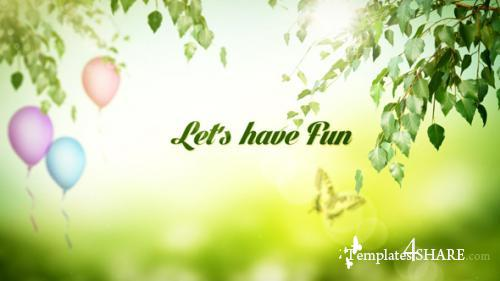 Lets Have Fun - After Effects Project (Videohive)