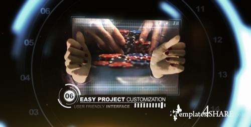 Corporate Hands - After Effects Project (Videohive)