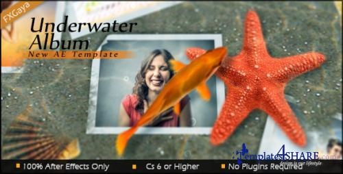 Underwater Album - After Effects Project (Videohive)
