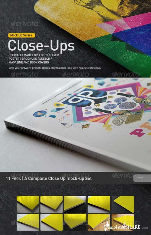 GraphicRiver Close-Up Mock-Up 2661672