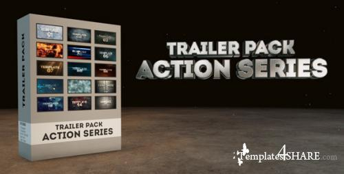 Trailer Pack - Action Series - After Effects Project (Videohive)