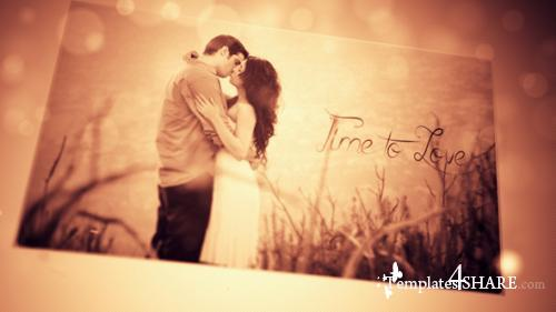 Time to Love 2 - After Effects Project (Videohive)