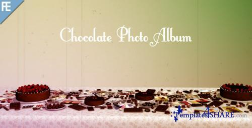 Chocolate Photo Album - After Effects Project (Videohive)