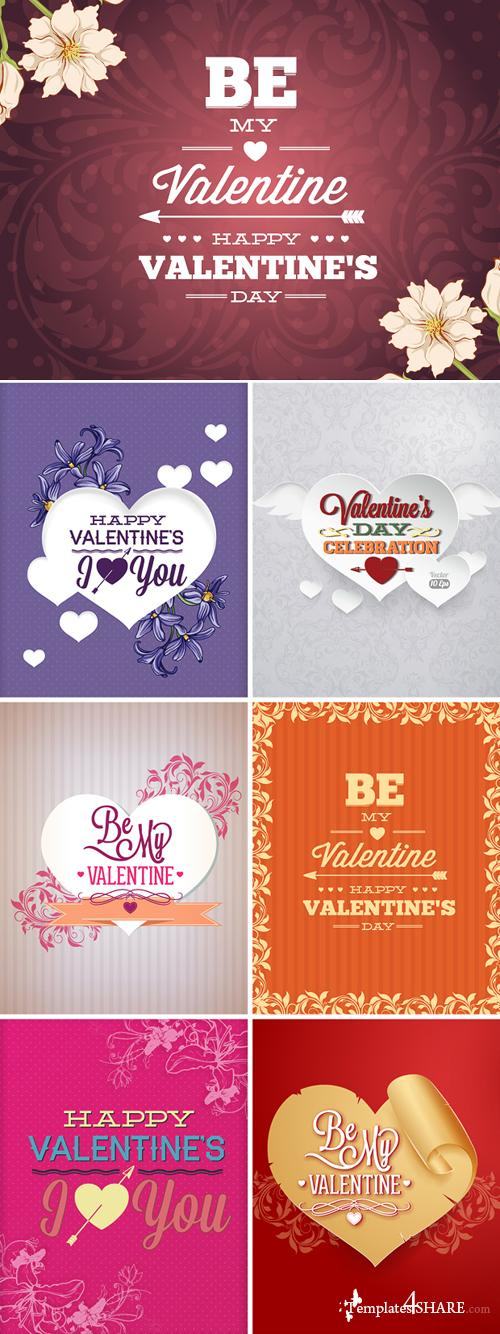 InkyDeals - 40 Valentine's Day Vector Illustrations