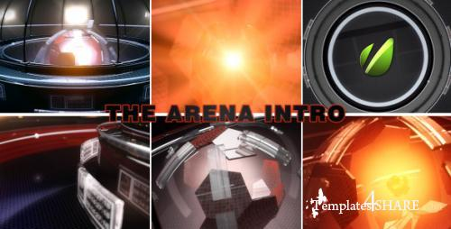 The Arena Intro - After Effects Project (Videohive)