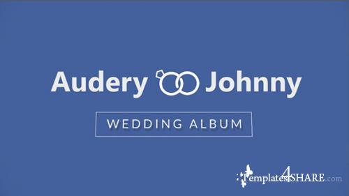 Timeline Wedding Album - After Effects Project (Videohive)