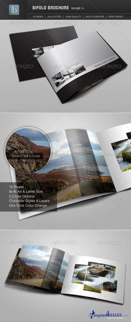 GraphicRiver Bifold Brochure | Volume 11